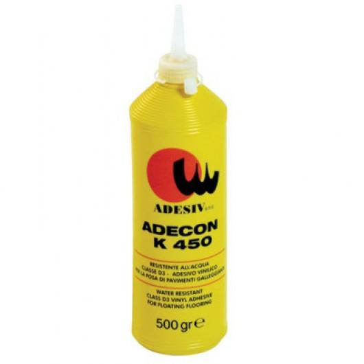 Однокомпонентный виниловый клей Adesiv Adecon K450 0,5кг