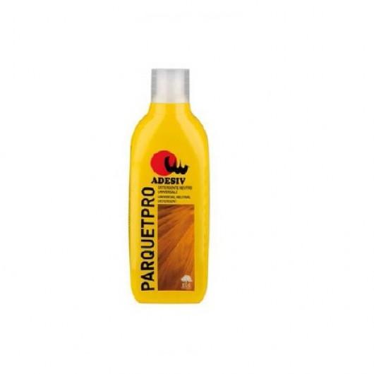 Нейтральное моющее средство для лакированных поверхностей Adesiv Parquetpro 1л