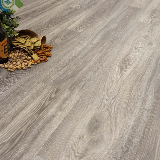 Виниловое покрытие FineFloor Wood FF1516 Дуб Бран