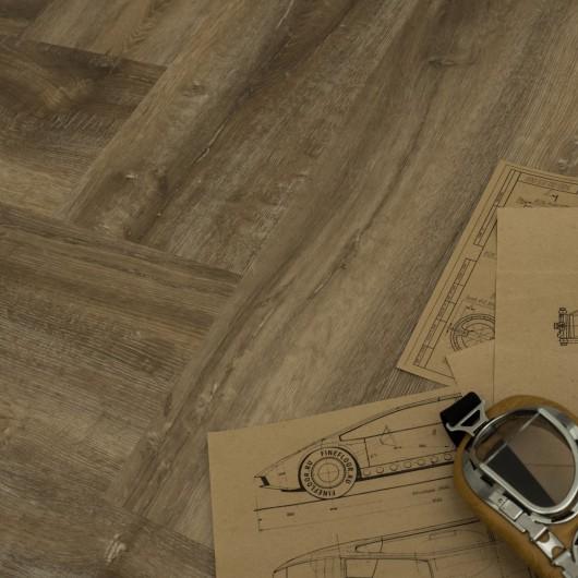 Виниловое покрытие FineFloor Gear FF1809 Дуб Муджелло