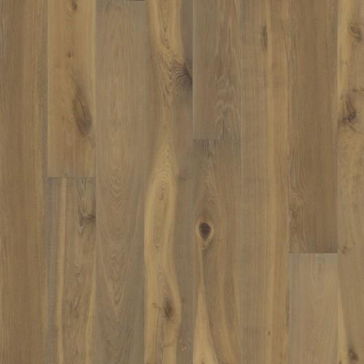Паркетная доска Karelia Impressio Дуб Story 187 Smoked Sandstone 5G