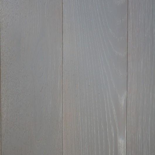 Инженерная доска NONNA Дуб Gray Opal селект браш тонировка масло 16*135*500-1500