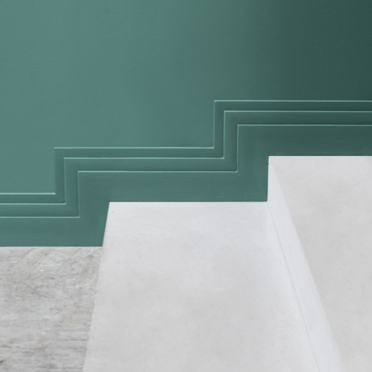 Плинтус Orac Decor SX180 HIGH LINE 2000 x 120 x 16