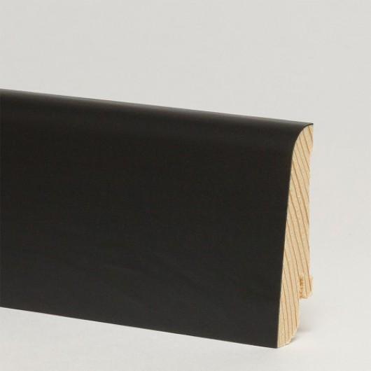 Плинтус Pedross Дуб Черный шпонированный  2500 x 58 x 20