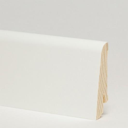 Плинтус Pedross Дуб Белый шпонированный  2500 x 58 x 20