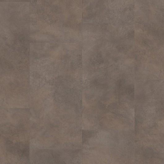 Виниловое покрытие PergoTile Optimum Click V3120-40045 Металл Окисленный