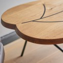 Кофейный столик Лист