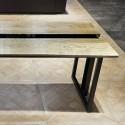 Обеденный стол 242 см
