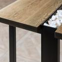 Обеденный стол 242 см Нова
