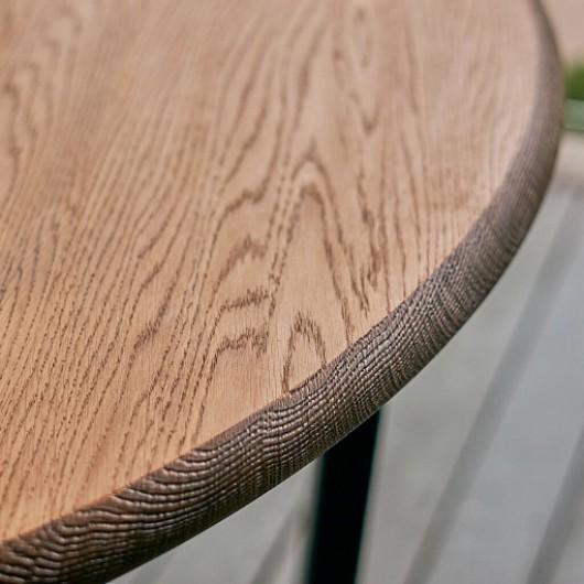 Обеденный стол круглый 120 см