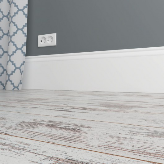 Плинтус Ultrawood Base 0007 2440 x 185 x 15