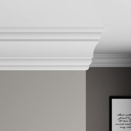 Карниз Ultrawood CR 0022  2440 х 170 х 62